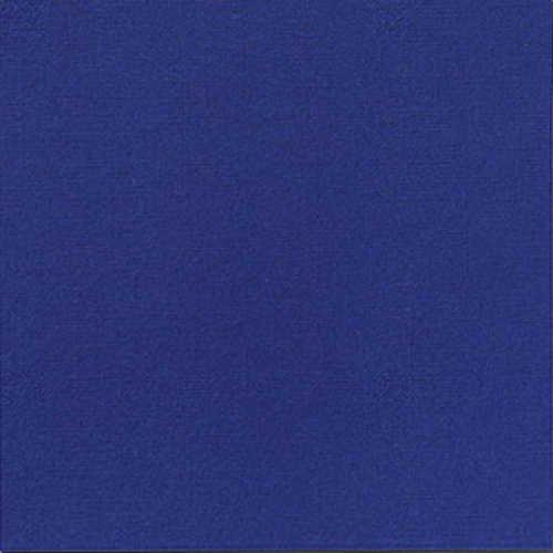 Ubrousek 40x40 Airlaid Tm.modrý 60ks   Duni - Ubrousky, kapsy na příbory - Airlaid 40x40