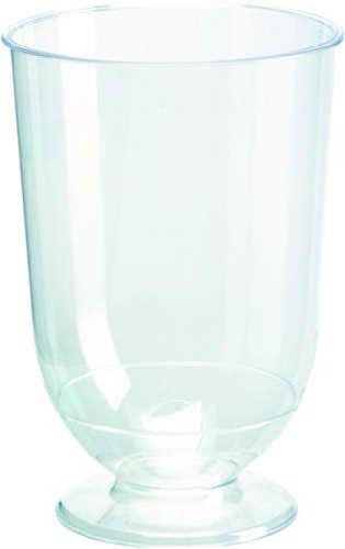 Sklenička vinná 18.5cl 15ks Crystallo | Duni - Rautové nádobí