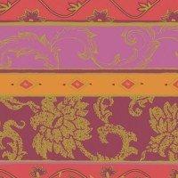 Ubrousek 33x33 3V Shavi Red 20ks | Duni - Ubrousky, kapsy na příbory - 3 vrstvé ubrousky