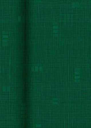 Ubrus v roli 120x25m Tm.zelený omyvatel.   Duni - Banketové role, sukně - Banketové role