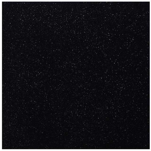 Ubrousek 40x40 DSoft Brilliance Black 10 | Duni - Ubrousky, kapsy na příbory - Airlaid 40x40