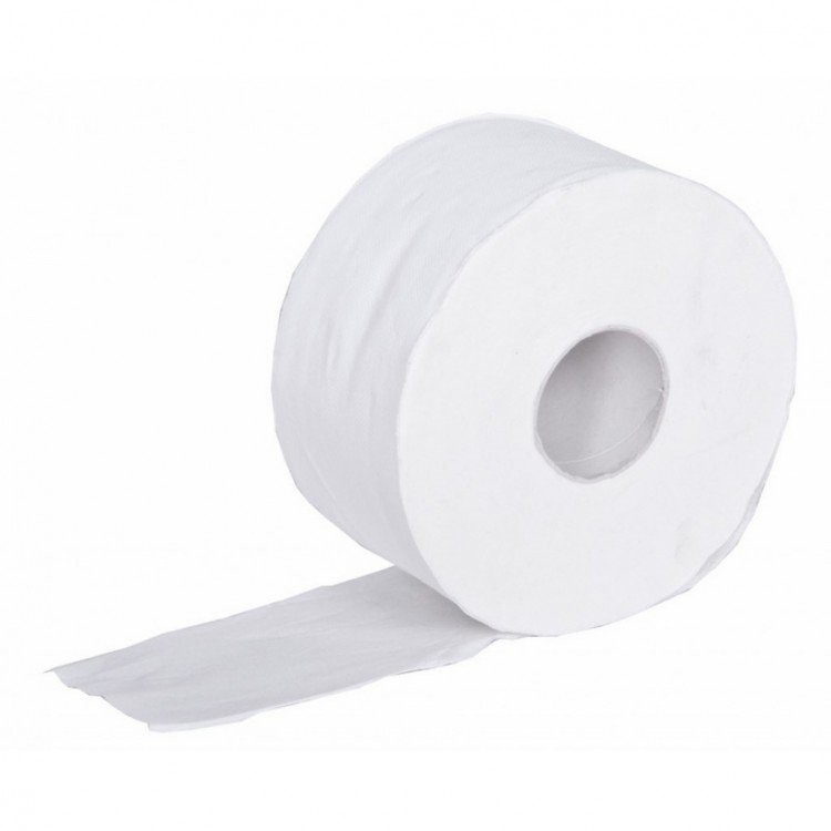 TP JUMBO 2vrst. 190mm CELULÓZA NO-LABLE   Papírové a hygienické výrobky - Toaletní papíry - Vícevrstvý