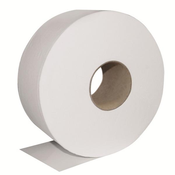 TP JUMBO 2vr 190mm RECYKL NO-LABLE   Papírové a hygienické výrobky - Toaletní papíry - Vícevrstvý