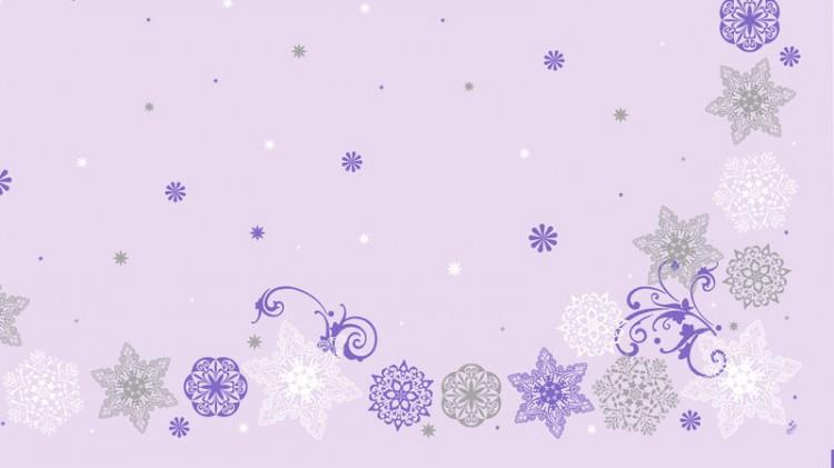 Ubrus 84x84 DCel Jul Krystal Lilac neom. | Duni - Ubrusy, šerpy, prostírky - Neomyvatelný ubrus