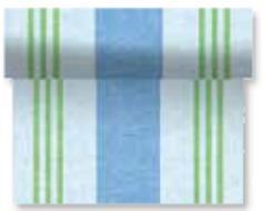 Téte-a-Téte 0,4x24m Sunbrella Blue   Duni - Ubrusy, šerpy, prostírky - Šerpy