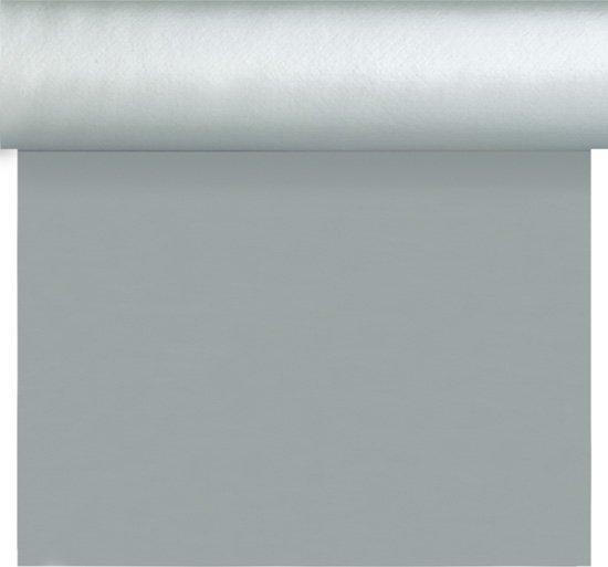 Téte-a-Téte 0,4x24m Silver omyvatelná   Duni - Ubrusy, šerpy, prostírky - Šerpy