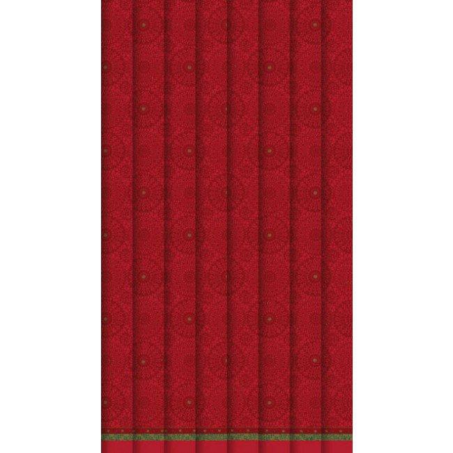 Stolová sukýnka 0.72x4m Festive Charme   Duni - Banketové role, sukně - Rautové sukně