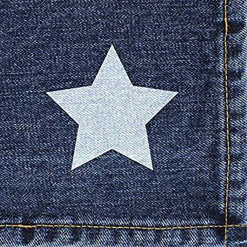 Ubrousek 33x33 3V My Star Jeans 20ks | Duni - Ubrousky, kapsy na příbory - 3 vrstvé ubrousky