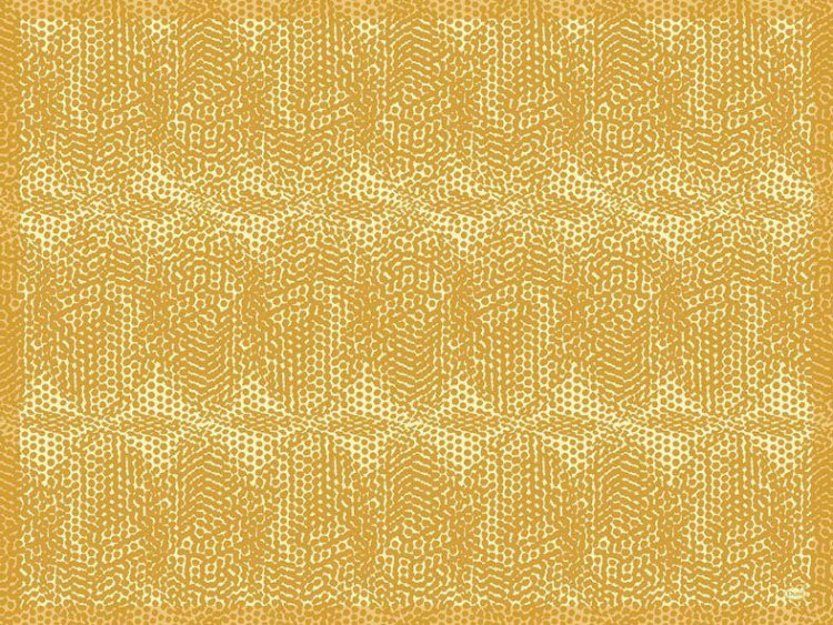 Prostírka 30x40 DNL Organic Honey 100ks | Duni - Ubrusy, šerpy, prostírky - Prostírky & podložky dortové