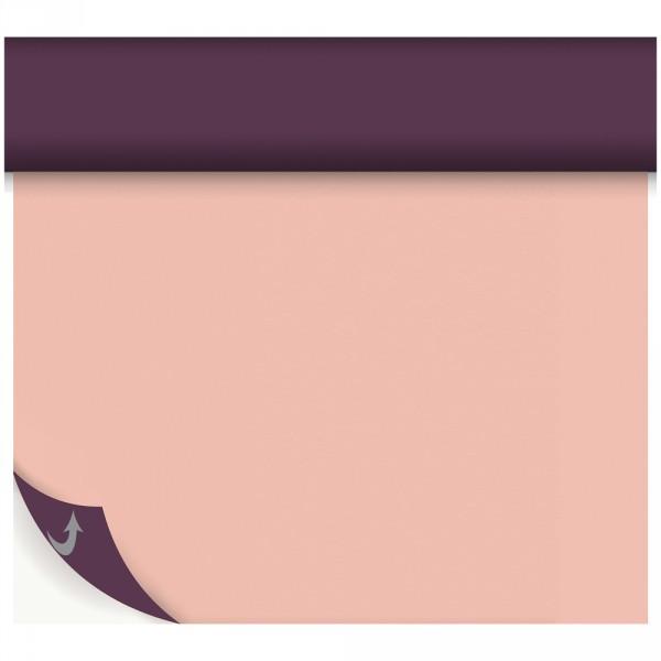 Téte-a-Téte 0,4x24m 2v1 Švest+jemně růž. | Duni - Ubrusy, šerpy, prostírky - Šerpy