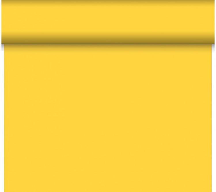 Téte-a-téte 0.4x24m žlutá | Duni - Ubrusy, šerpy, prostírky - Šerpy