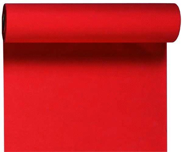 Téte-a-Téte 0,4x24m Červená | Duni - Ubrusy, šerpy, prostírky - Šerpy