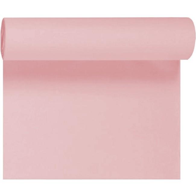 Téte-a-Téte 0.4x24m jemně růžová | Duni - Ubrusy, šerpy, prostírky - Šerpy