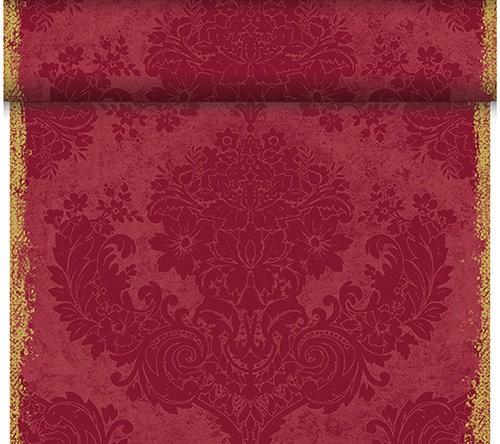 Téte-a-Téte 0,4x24m Royal Bordeaux   Duni - Ubrusy, šerpy, prostírky - Šerpy