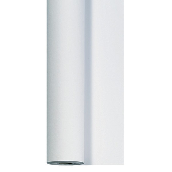 Ubrus v roli 1,18x25m Bílý neomyvatelný | Duni - Ubrusy, šerpy, prostírky - Neomyvatelný ubrus