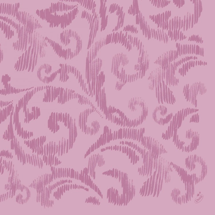 ubrousek 40x40 Dlin Saphira Violet 45ks | Duni - Ubrousky, kapsy na příbory - Dunilin 40x40