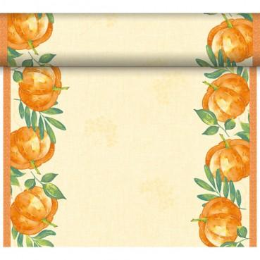 Téte-a-Téte 0.4x24m Pumpkin Spice | Duni - Ubrusy, šerpy, prostírky - Šerpy