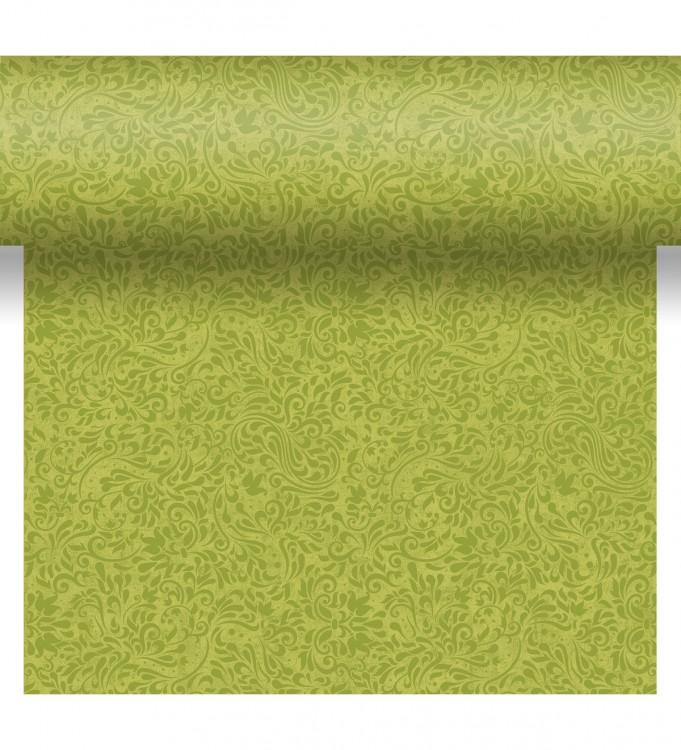 Tete-a Téte 0,4x4,8 m Zinnia Kiwi   Duni - Ubrusy, šerpy, prostírky - Šerpy