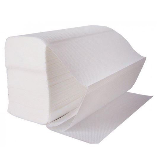 Pap.ručníky Z-Z 2vrstvé recykl 3104ks | Papírové a hygienické výrobky - Utěrky a ručníky
